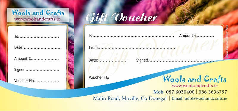 Gift Voucher Printing High Quality | Bizzprint - The Printers